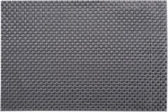 Сервировочный коврик Zeller Тренд 45х30 см Серый (26755)