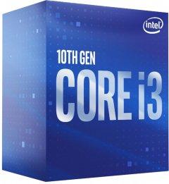 Процессор Intel Core i3-10100 3.6GHz/6MB (BX8070110100) s1200 BOX