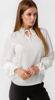 Блузка Lilove 019 XL (48) Белая (ROZ6400001864)
