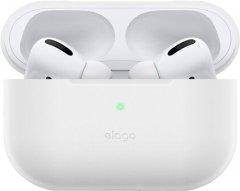 Чехол Elago Slim Case для AirPods Pro White/Blue (EAPPSM-BA-LUBL)