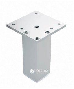Ножка мебельная DC DA 02AL/100 Алюминий (DC15348)