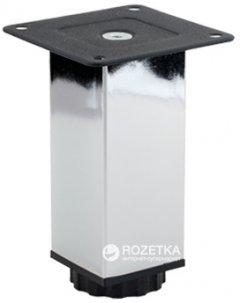 Ножка мебельная DC NL15/100R G2 Хром (DC15400)