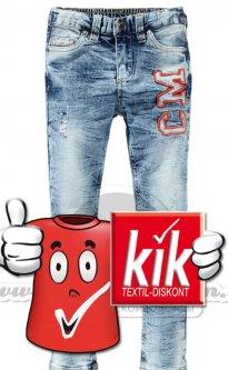 Джинси KiK slim fit Синій (4-5/110) (1013)