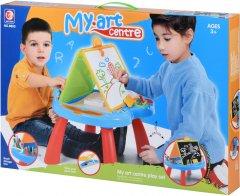 Обучающий стол Same Toy My Art centre Синий (8805Ut)