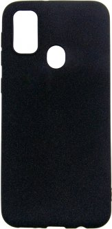 Панель Dengos Carbon для Samsung Galaxy M21 Black (DG-TPU-CRBN-60)