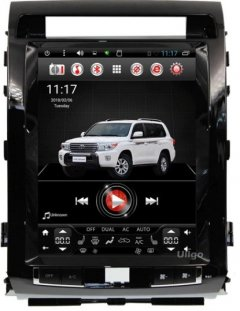 Android Land Cruiser 200