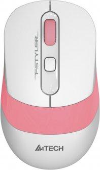 Мышь A4Tech FG10 Wireless Pink (4711421947435)