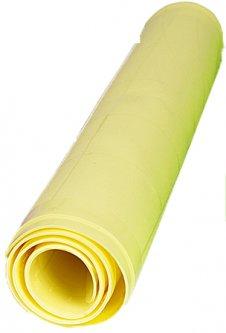 Коврик кондитерский Fissman 57x47 см Желтый (8727 Ж)
