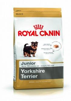 Корм для щенков породы йоркширский терьер Royal Canin Yorkshire Junior 500 г (3972005)