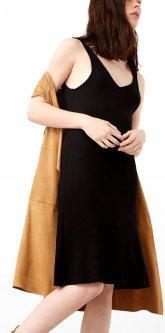 Платье Mango 63008825 S Черное (AB5000000168576)
