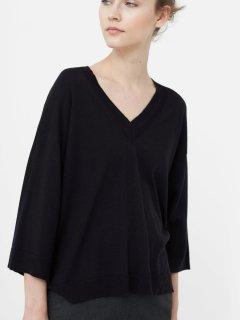 Пуловер Mango 73015507 M Черный (AB5000000127863)