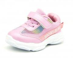 Кроссовки BBT Kids 24 (14 см) Розовый (H1668 pink 24 (14 см))