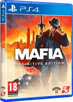Игра Mafia Definitive Edition для PS4 (Blu-ray диск, Russian version)