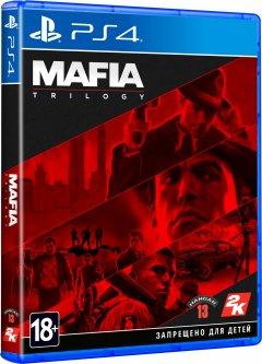 Игра Mafia Trilogy для PS4 (Blu-ray диск, Russian version)