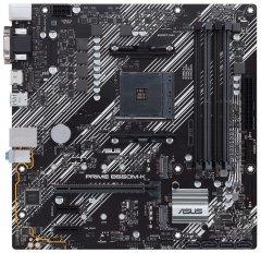Материнская плата Asus Prime B550M-K (sAM4, AMD B550, PCI-Ex16)