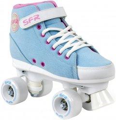 Роликовые коньки SFR Sneaker sky blue 33.0 (RS240-SB-33.0)