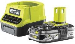 Аккумулятор и зарядное устройство RYOBI ONE+ RC18120-125 Lithium+ (5133003359)