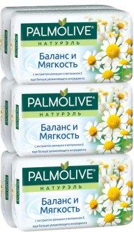 Мыло Palmolive Натурэль Ромашка и витамин Е 150 г х 6 шт (8693495052863)