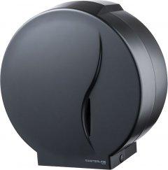 Держатель для туалетной бумаги BISK Jumbo-P4 07236 черный