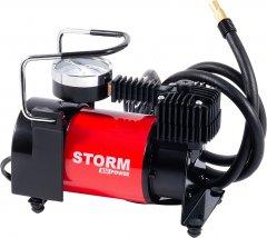Автокомпрессор Storm Big Power 10 Атм 37 л/мин 170 Вт (20310)