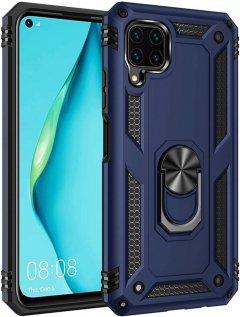 Панель BeCover Military для Huawei P40 Lite / Nova 6 SE / Nova 7i Blue (BC_704949)