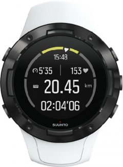 Спортивные часы Suunto 5 G1 White/Black (SS050446000)