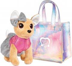 Собачка Simba Toys Chi Chi Love Чихуахуа Fashion Shimmer с голографической сумочкой (5893432) (4006592053291)