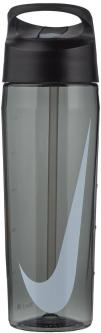 Бутылка для воды Nike TR Hypercharge Straw Bottle 24 Oz 709 мл Серая (887791328267)