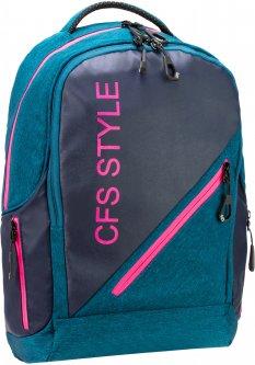 Рюкзак Cool For School Сине-бирюзовый 145-175 см (CF86742-02)