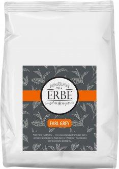 Черный чай листовой Erbe Earl Grey 250 г (4820097819547)