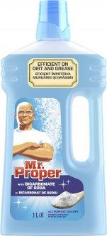 Моющая жидкость для пола и стен Mr. Proper Сода 1 л (8001841517667)