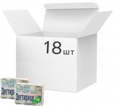 Упаковка мыла Невская Косметика Дегтярного 400 г х 18 шт (14600697101924)