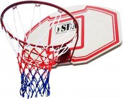 Щит баскетбольный SBA навесной 90 х 60 см S005