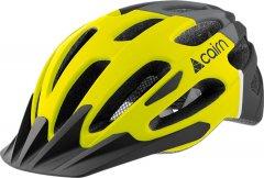 Велосипедный шлем Cairn Prism XTR M (55/58 см) Yellow-Black (0300020-93-55)