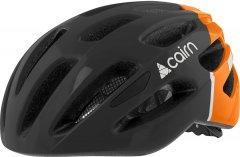 Велосипедный шлем Cairn Prism L (58/61 см) Black-Neon Orange (0300050-242-58)