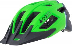 Велосипедный шлем Cairn Slate M (55/58 см) Green-Blue (0300030-92-55)
