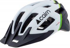 Велосипедный шлем Cairn Slate M (55/58 см) White-Green (0300030-10-55)