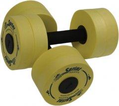Гантели для аквааэробики Sprint Aquatics Sprint Bells 727 2 шт Желтые (SA/727/YL-00-00)