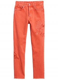 Джинси H&M 27 помаранчевий 6151307
