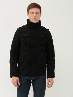 Куртка Brandit Mens Kinston Jacket 9388.2-S Черная (4051773060292)