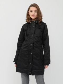 Куртка Brandit Ladies Luca Girls Parka 9389.2-XS Черная (4051773060346)