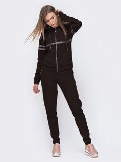 Спортивный костюм Dressa 49305 52 Черный (2000348125784)