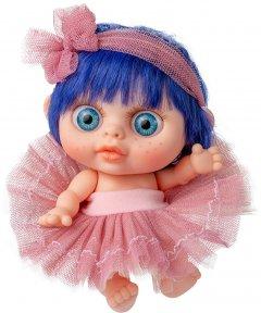 Кукла пупс Berjuan Baby Biggers Azul с запахом ванили 14 см (BJN-24103)