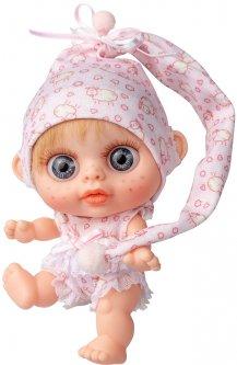 Кукла пупс Berjuan Baby Rubio с запахом ванили 14 см (BJN-24100)