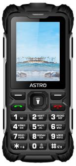 Мобильный телефон Astro A243 Black (1683)