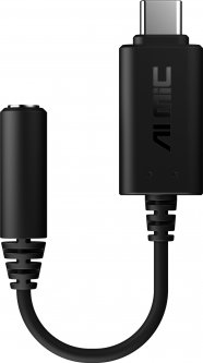 Адаптер Asus AI Noise-Canceling Mic Adapter Black (90YH02L1-B2UA00)