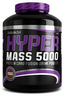 Гейнер BioTech Hyper Mass 4 кг Орех (5999076232703)
