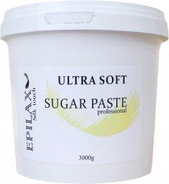 Сахарная паста для шугаринга Epilax Silk Touch Ultra Soft 3000 г (ROZ6400050067/4820251920195)