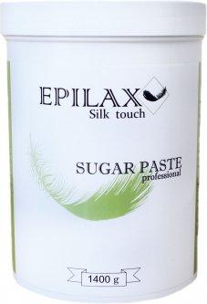 Сахарная паста для шугаринга Epilax Silk Touch Soft Profi 1400 г (ROZ6400050070)