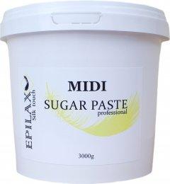 Сахарная паста для шугаринга Epilax Silk Touch Midi 3000 г (ROZ6400050079/4820251920102)